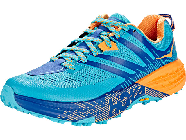 Hoka One One Speedgoat 3 Zapatillas running Mujer, scuba blue/sodalite blue